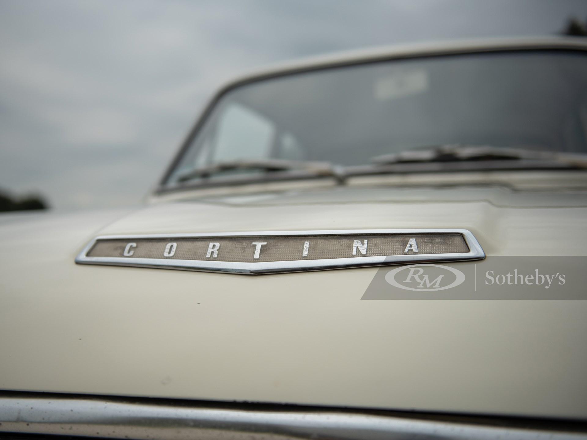 1967 Ford Cortina Lotus Mk 1 Two-Door Saloon  -