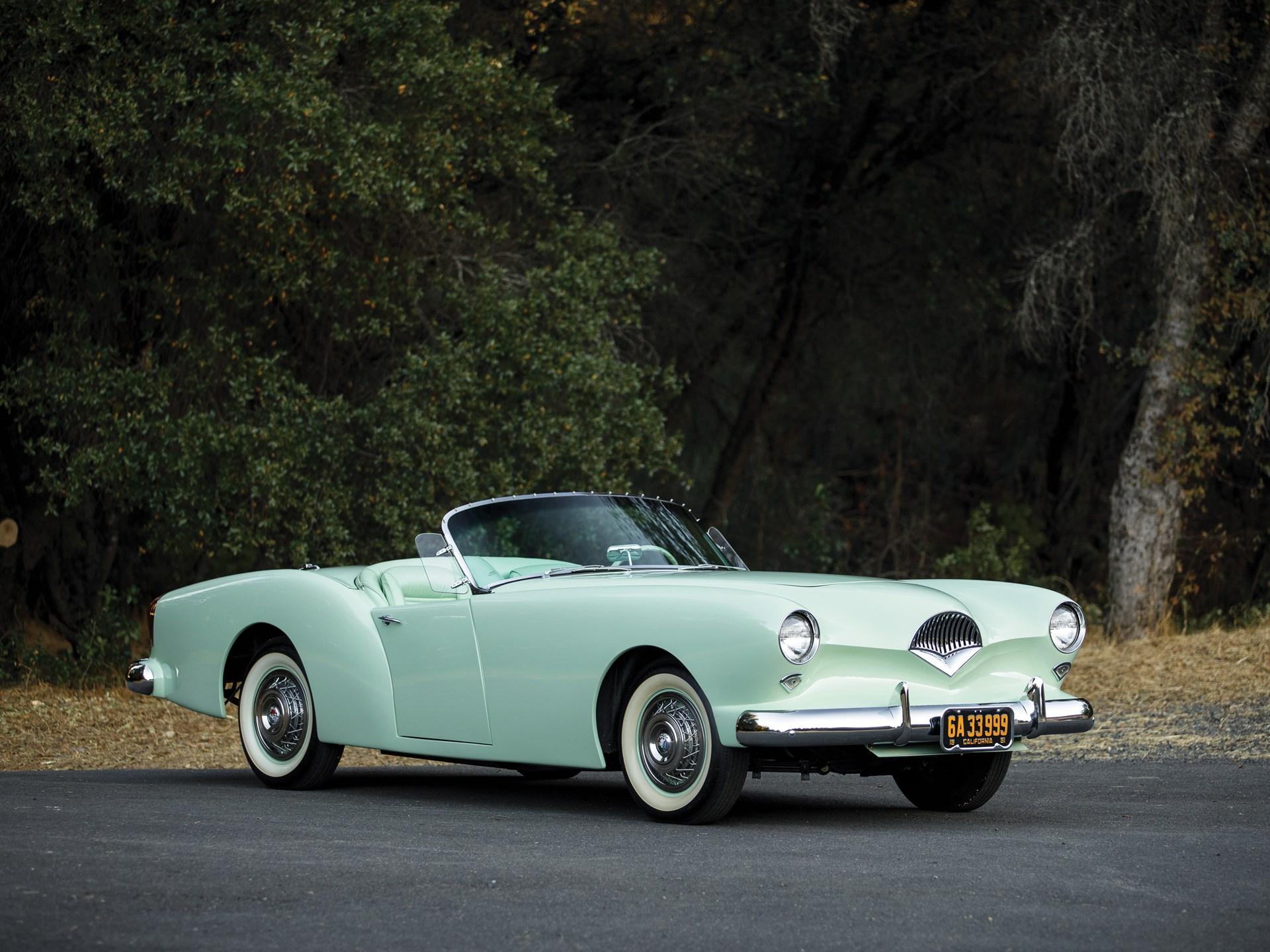 1954 Kaiser-Darrin Roadster