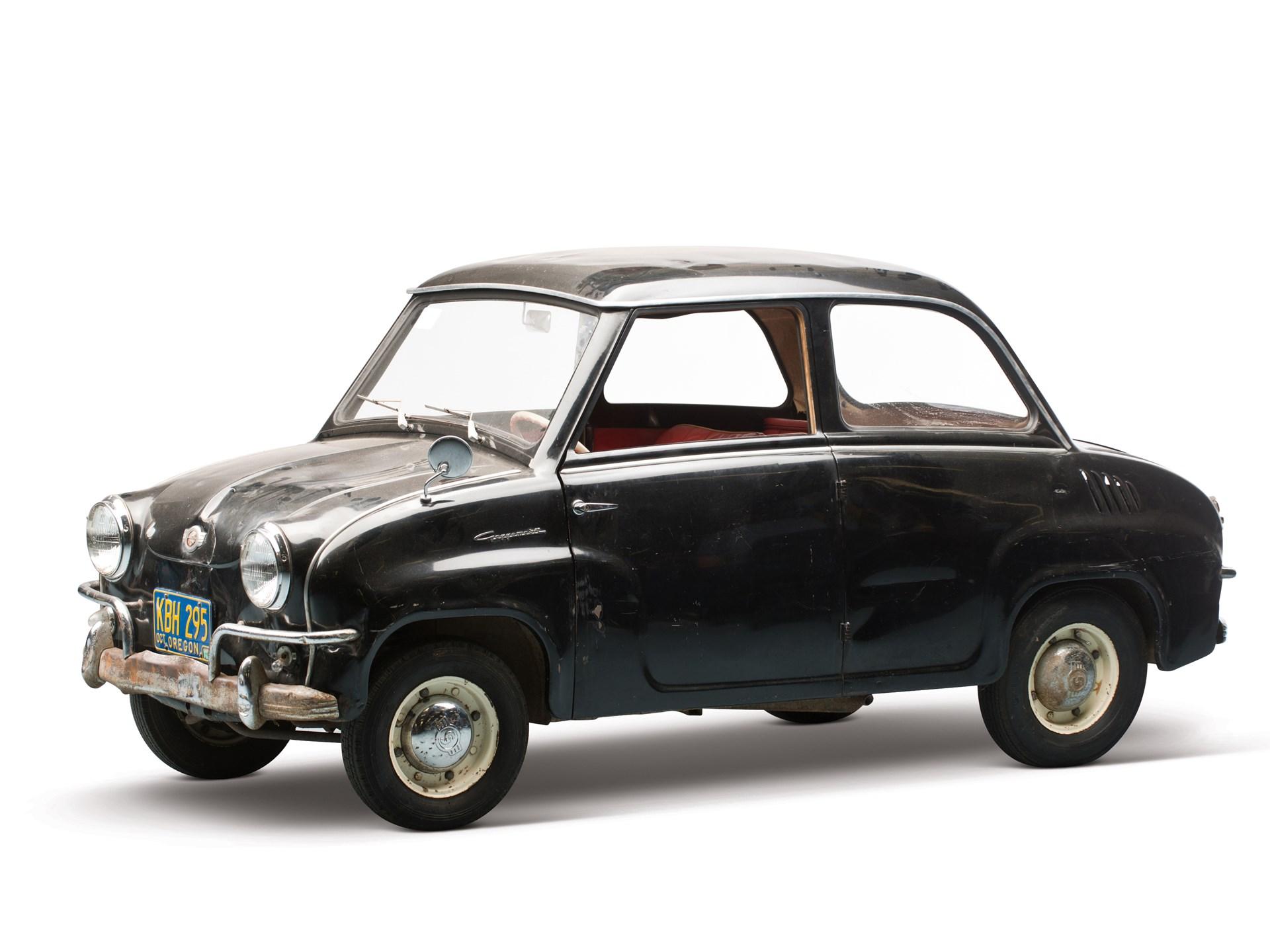 1958 Goggomobil T 250