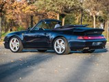 1995 Porsche 911 Turbo Cabriolet  - $