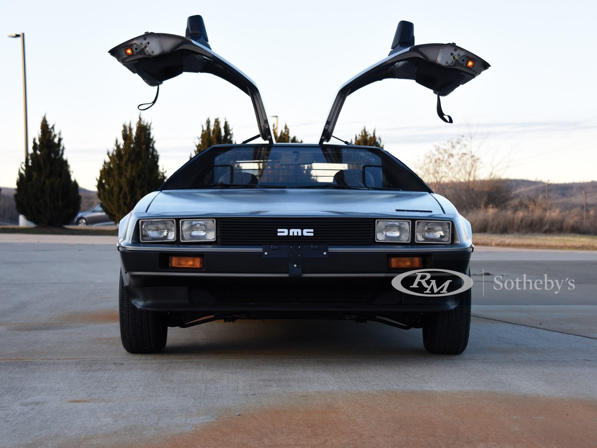 1983 DeLorean DMC-12  -