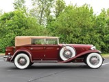 1930 Cord L-29 Convertible Phaeton Sedan  - $
