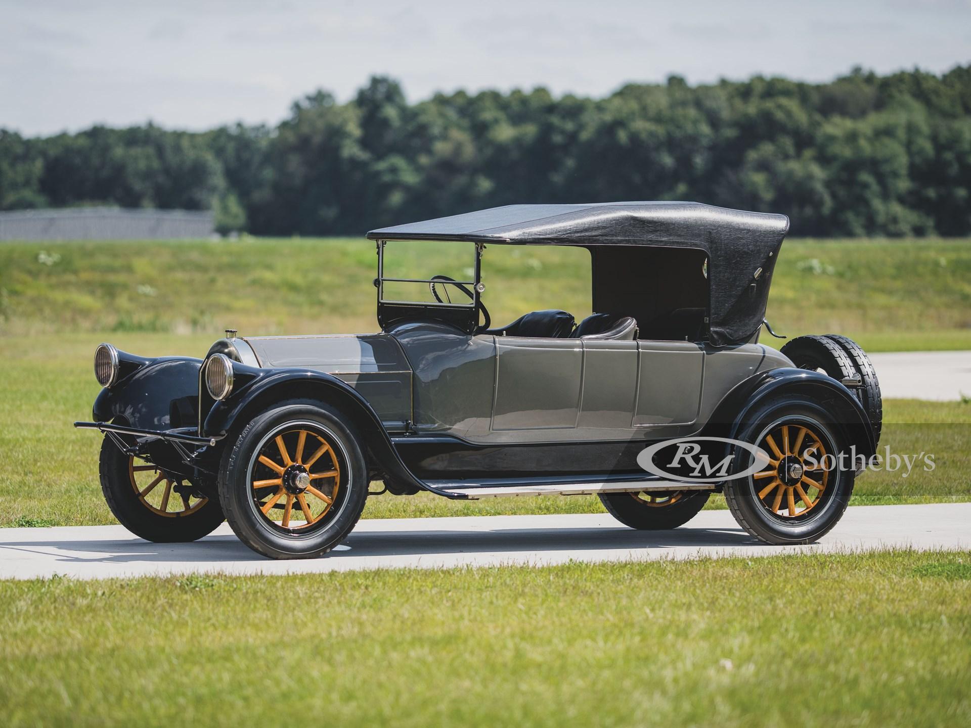1919 ピアス-アロー シリーズ31 フォー-パッセンジャー ロードスター