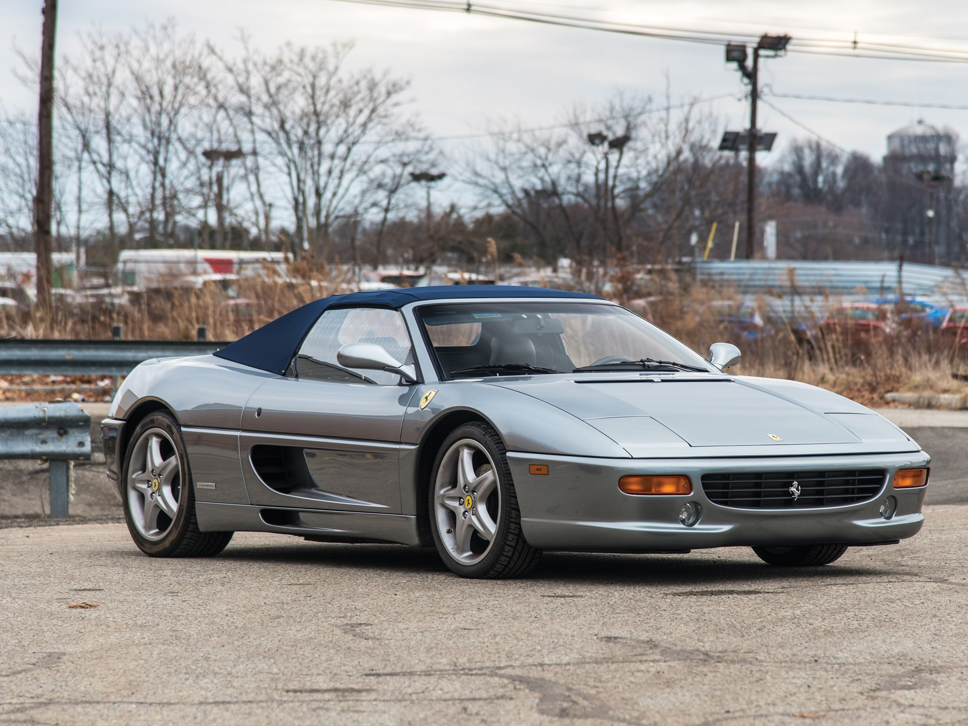 RM Sotheby's - 1999 Ferrari 355 F1 Spider 'Serie Fiorano'   Fort ...