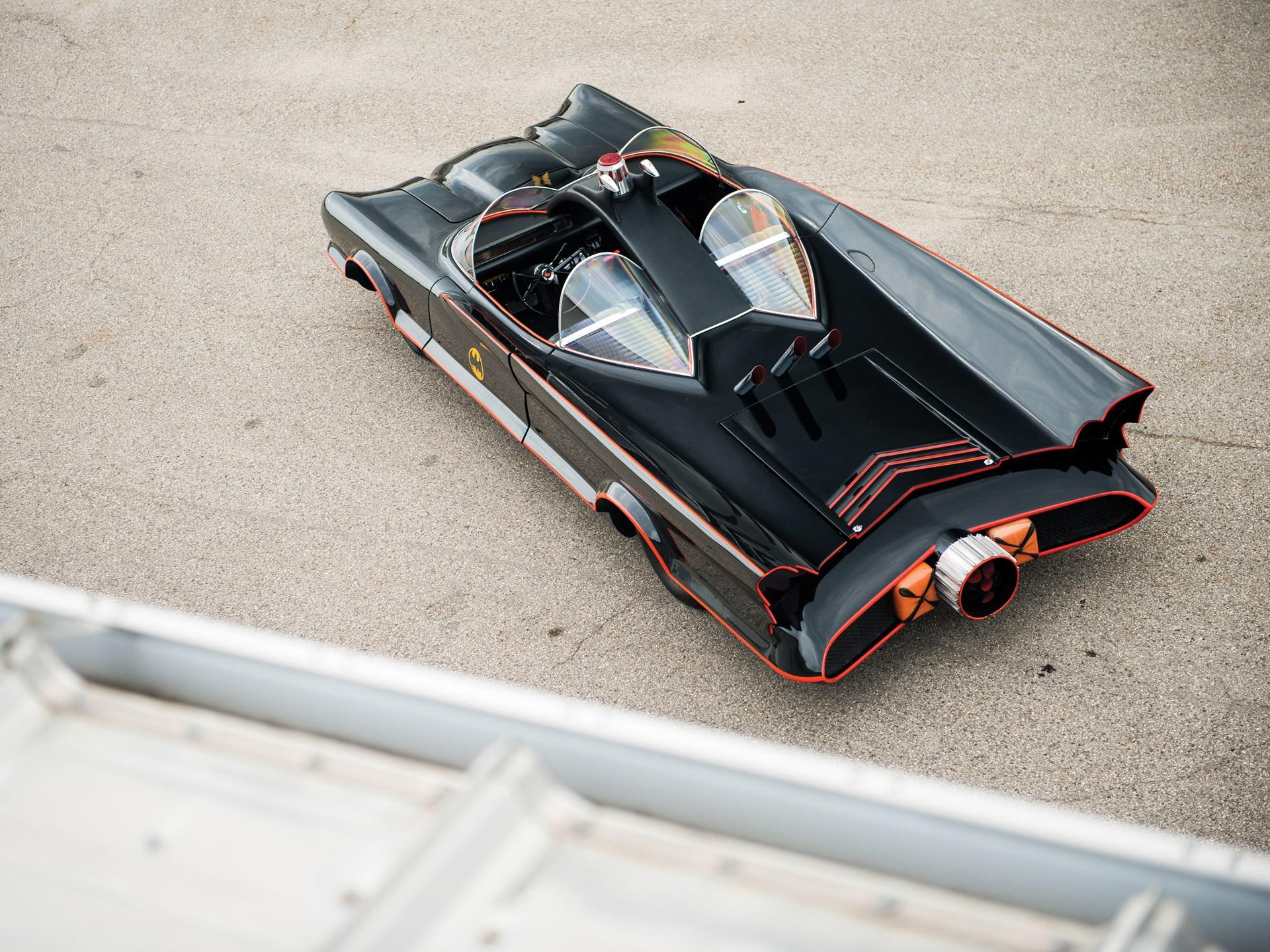 1966 Batmobile Recreation