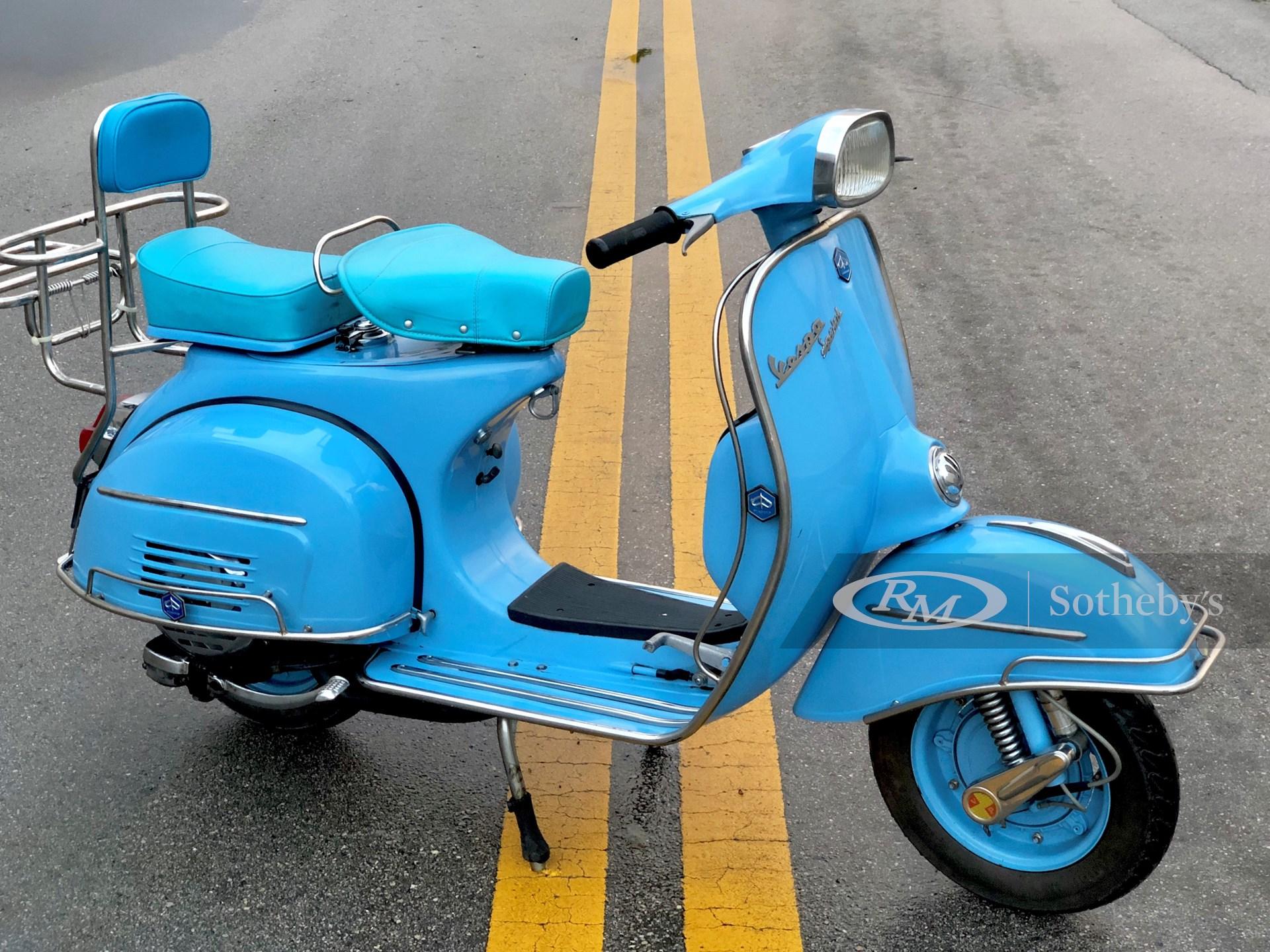 1966 Piaggio Vespa Sprint