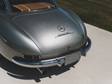 1955 Mercedes-Benz 300 SL Gullwing  - $