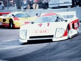 "1983 March-Chevrolet 83G IMSA GTP ""Spirit of Miami""  - $Miami Grand Prix, Al Holbert, 1st overall, 27 February 1983."