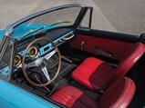 1961 Fiat-OSCA 1500S Spider by Pininfarina - $