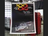 Five Porsche Posters, ca. Mid-1980s - $
