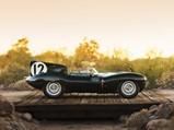 1954 Jaguar D-Type Works  - $