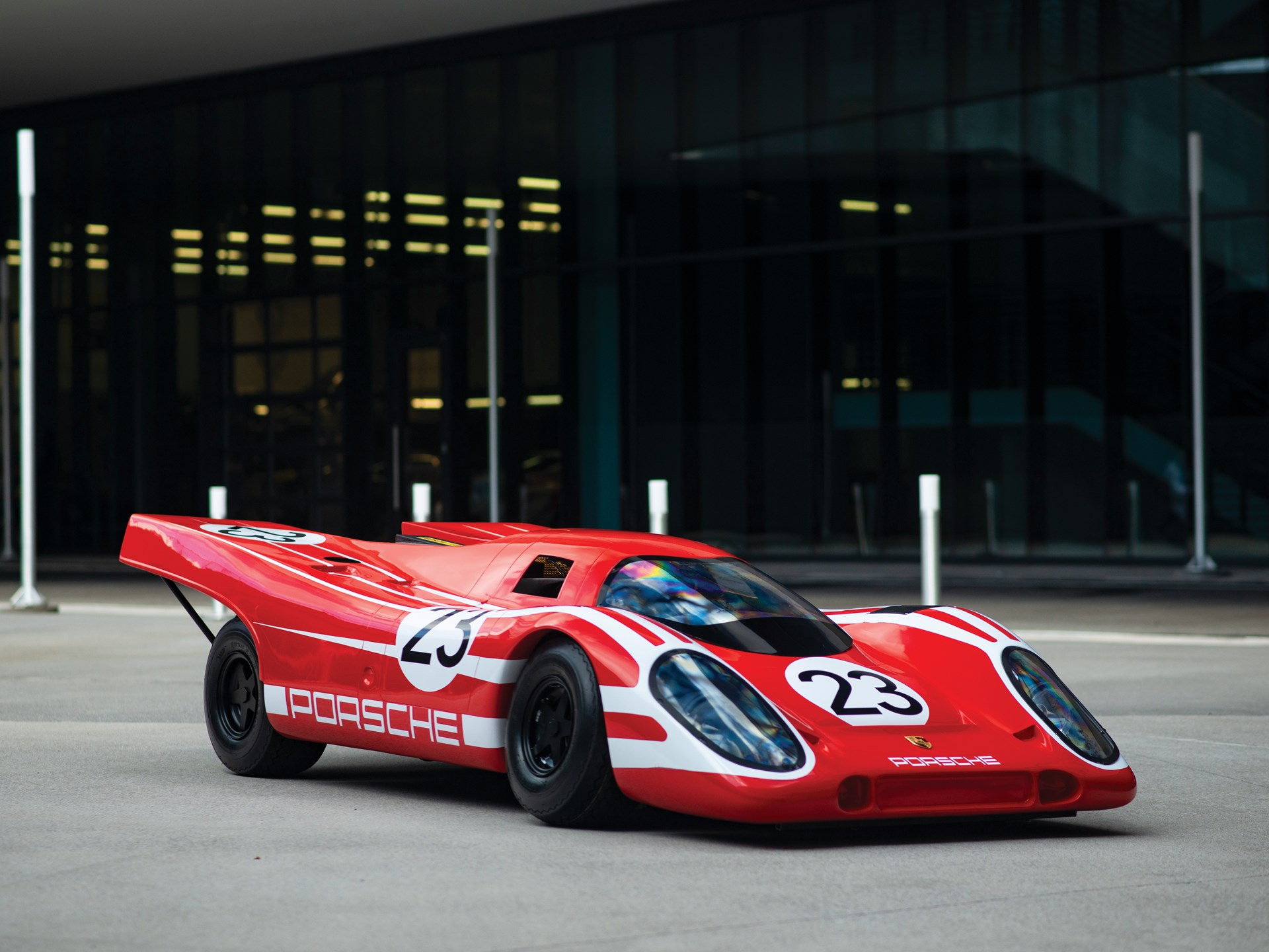 Porsche 917 Junior Children's Car