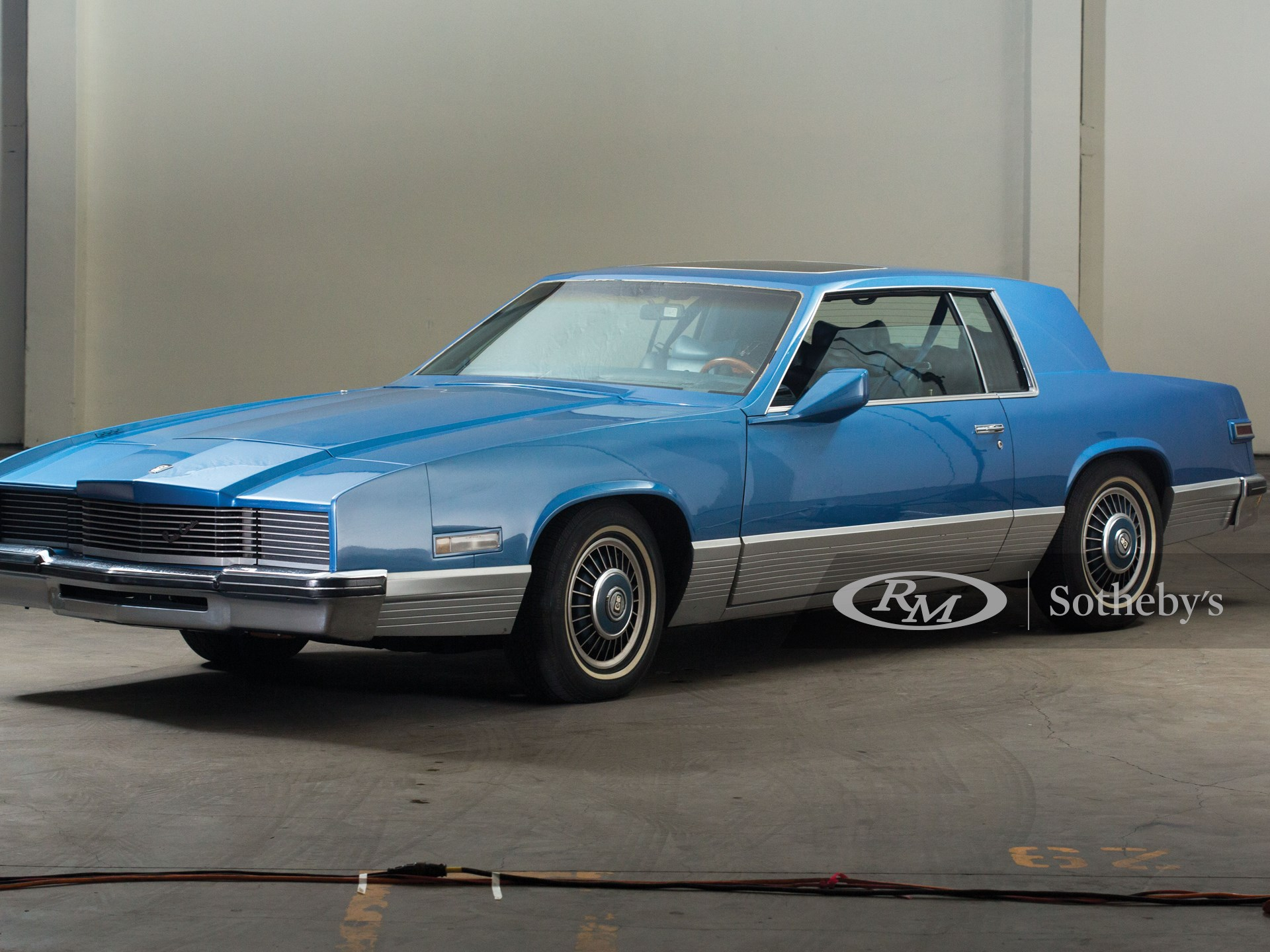 1981 cadillac eldorado california 2013 rm auctions 1981 cadillac eldorado california