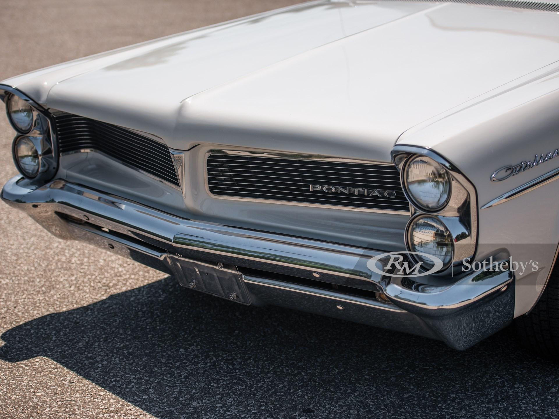 1963 Pontiac Catalina 389 Convertible  -