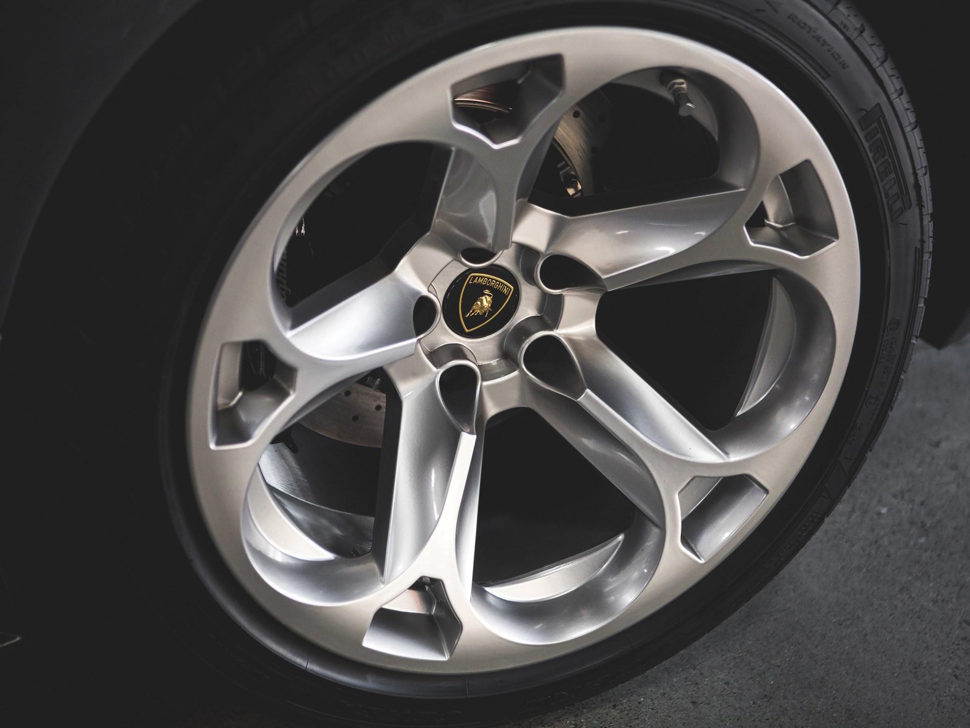 2008 Lamborghini Murciélago LP640 Roadster