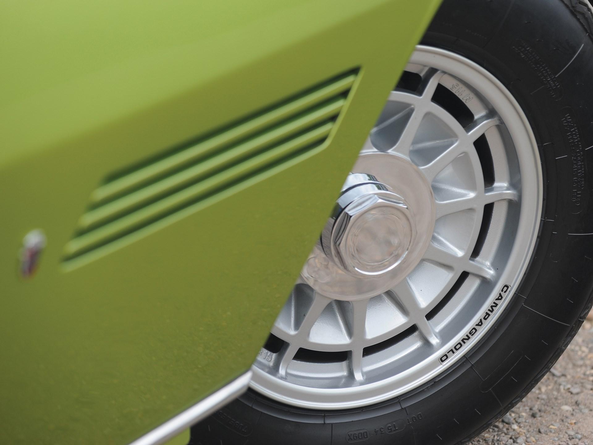 1971 Maserati Ghibli SS 4.9 Coupé by Ghia