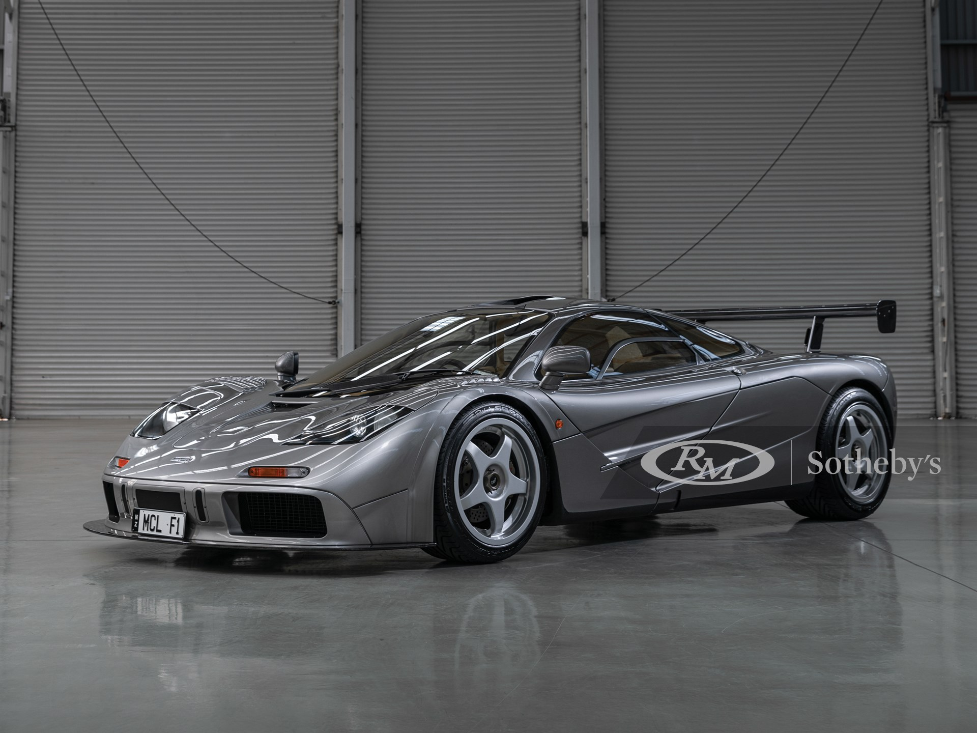 1994 McLaren F1 'LM-Specification'  -