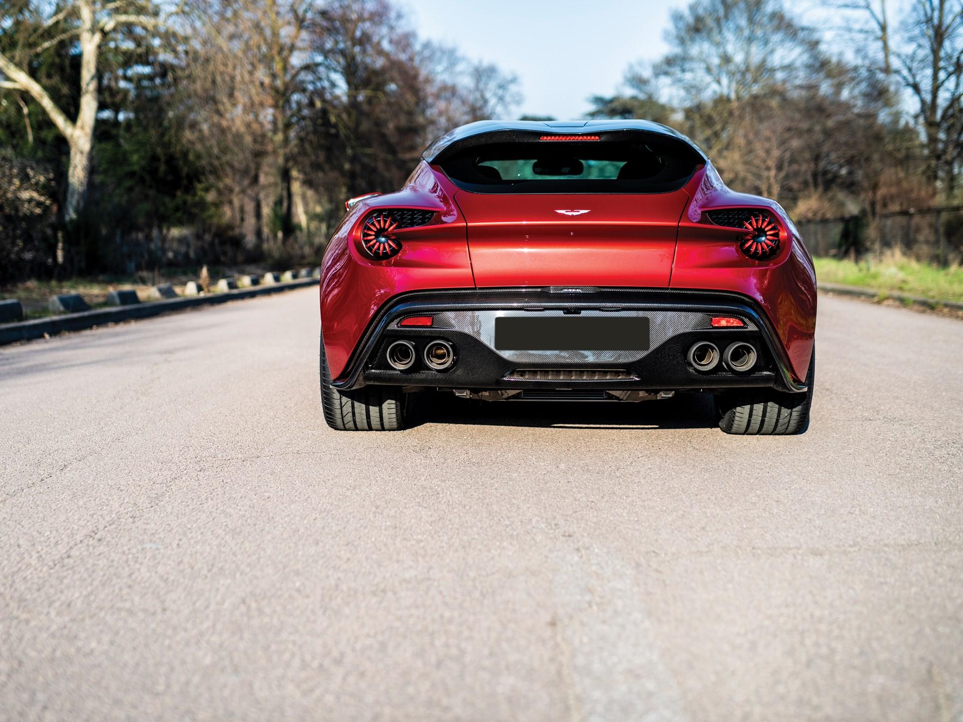 Rm Sotheby S 2019 Aston Martin Vanquish Zagato Shooting Brake