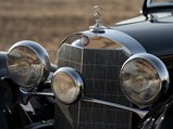 1935 Mercedes-Benz 500 K Three-Position Roadster by Windovers - $