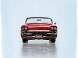 1958 Cadillac Eldorado Biarritz 'Raindrop' Prototype  - $
