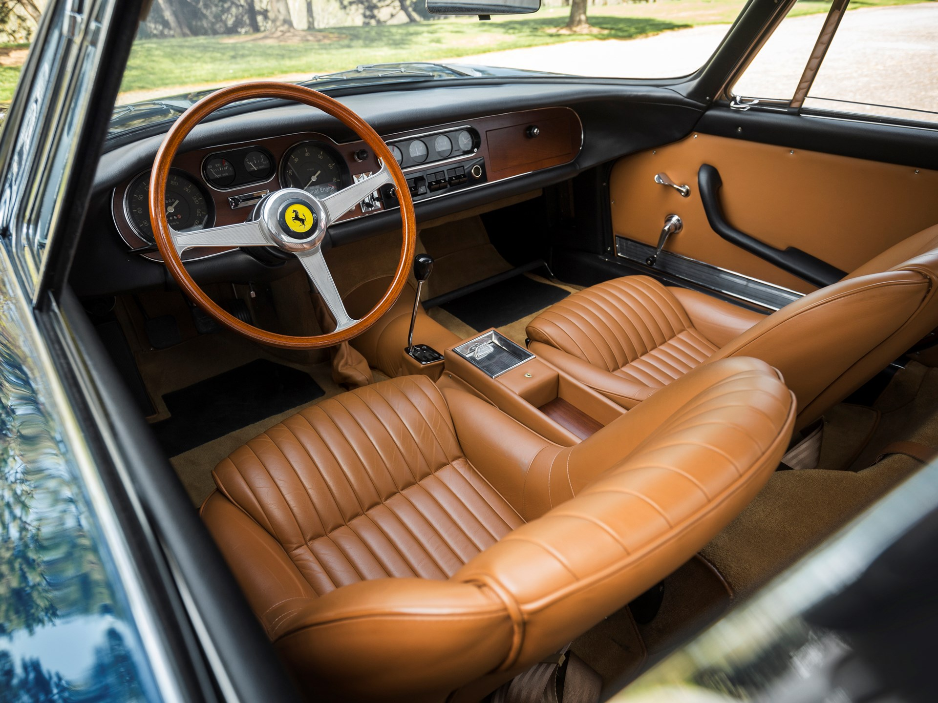 1966 Ferrari 275 GTB Alloy by Scaglietti