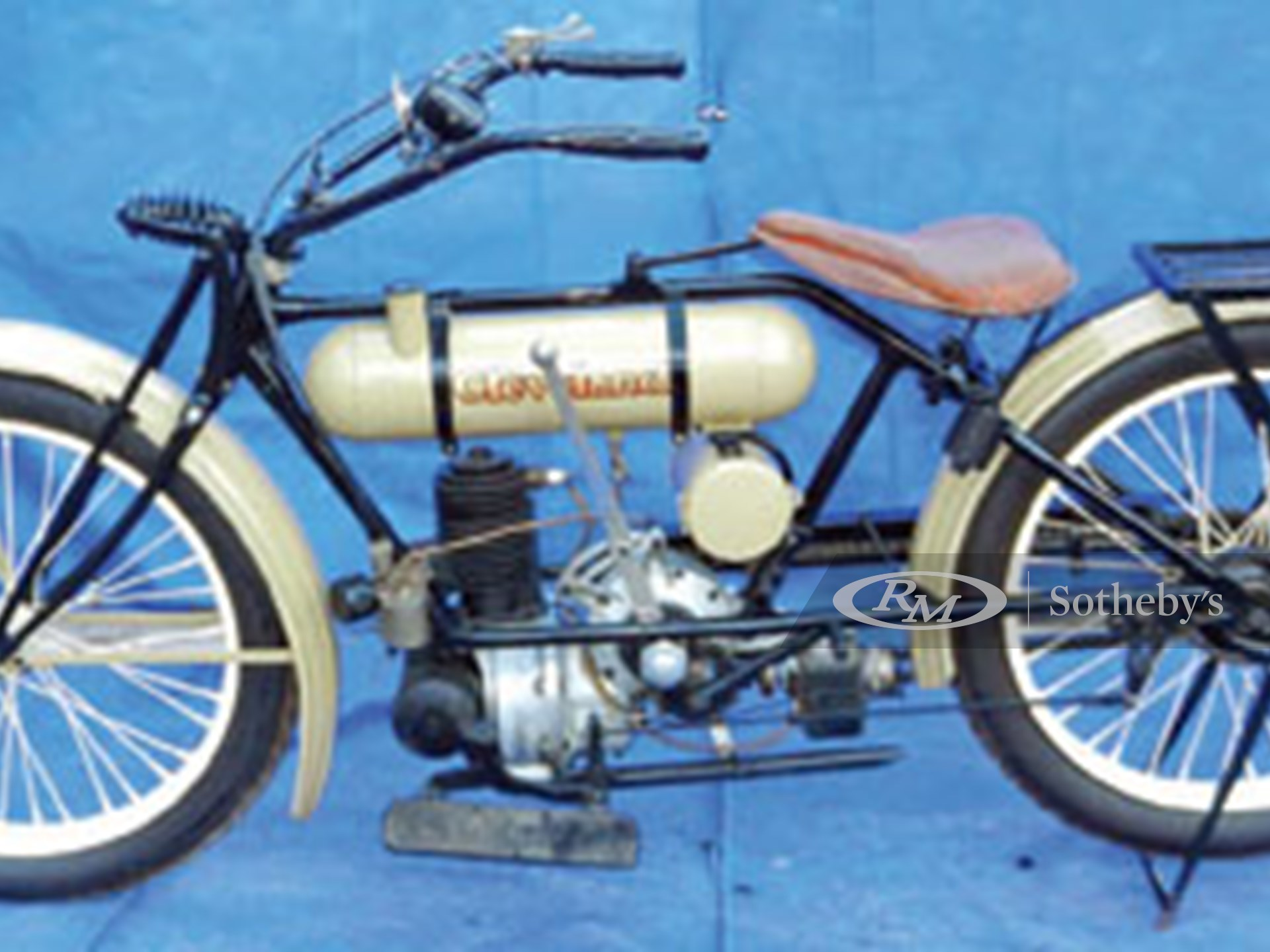 1916 Cleveland Single Cylinder