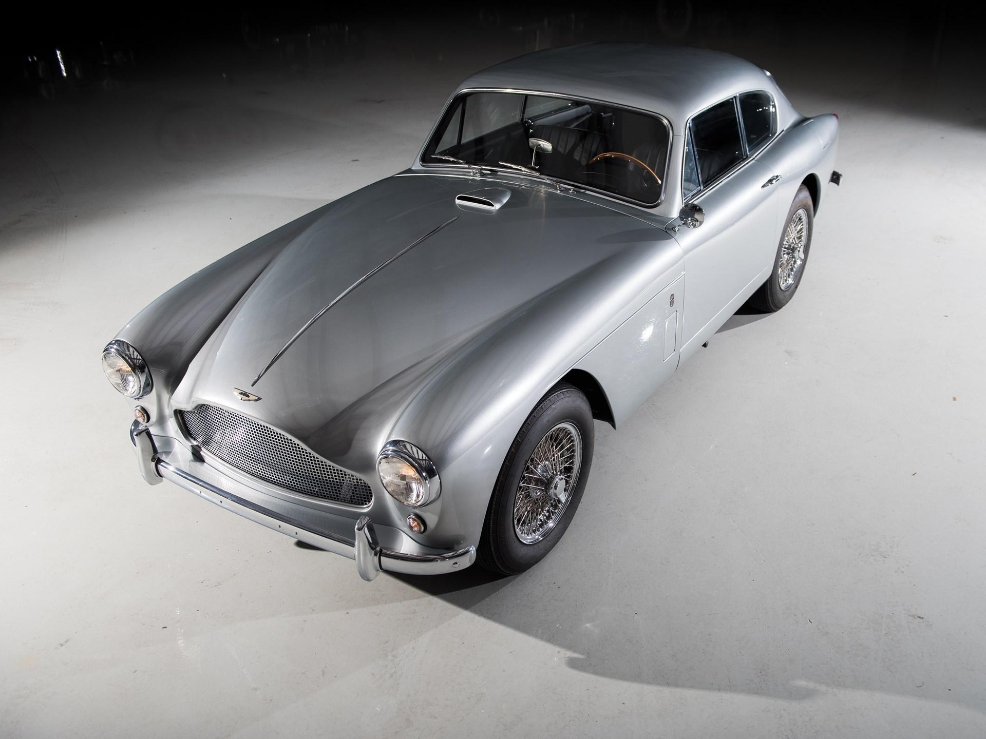 RM Sothebys Aston Martin DB Mark III By Tickford Amelia - Aston martin db