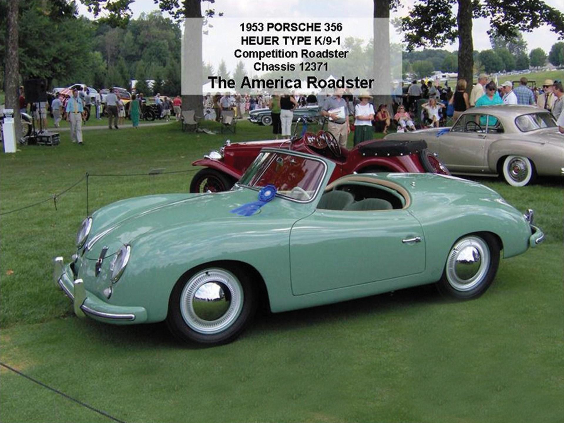 1953 porsche for sale