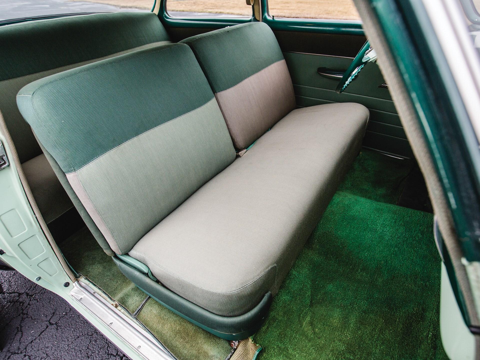 1953 Chevrolet 210 Deluxe Two-Door Sedan