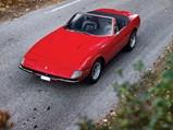 1972 Ferrari 365 GTS/4-A Daytona Spider by Scaglietti - $