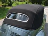 1955 Volkswagen Beetle Cabriolet by Karmann - $