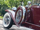 1931 Duesenberg Model SJ 'Disappearing Top' Convertible Coupe by Murphy - $