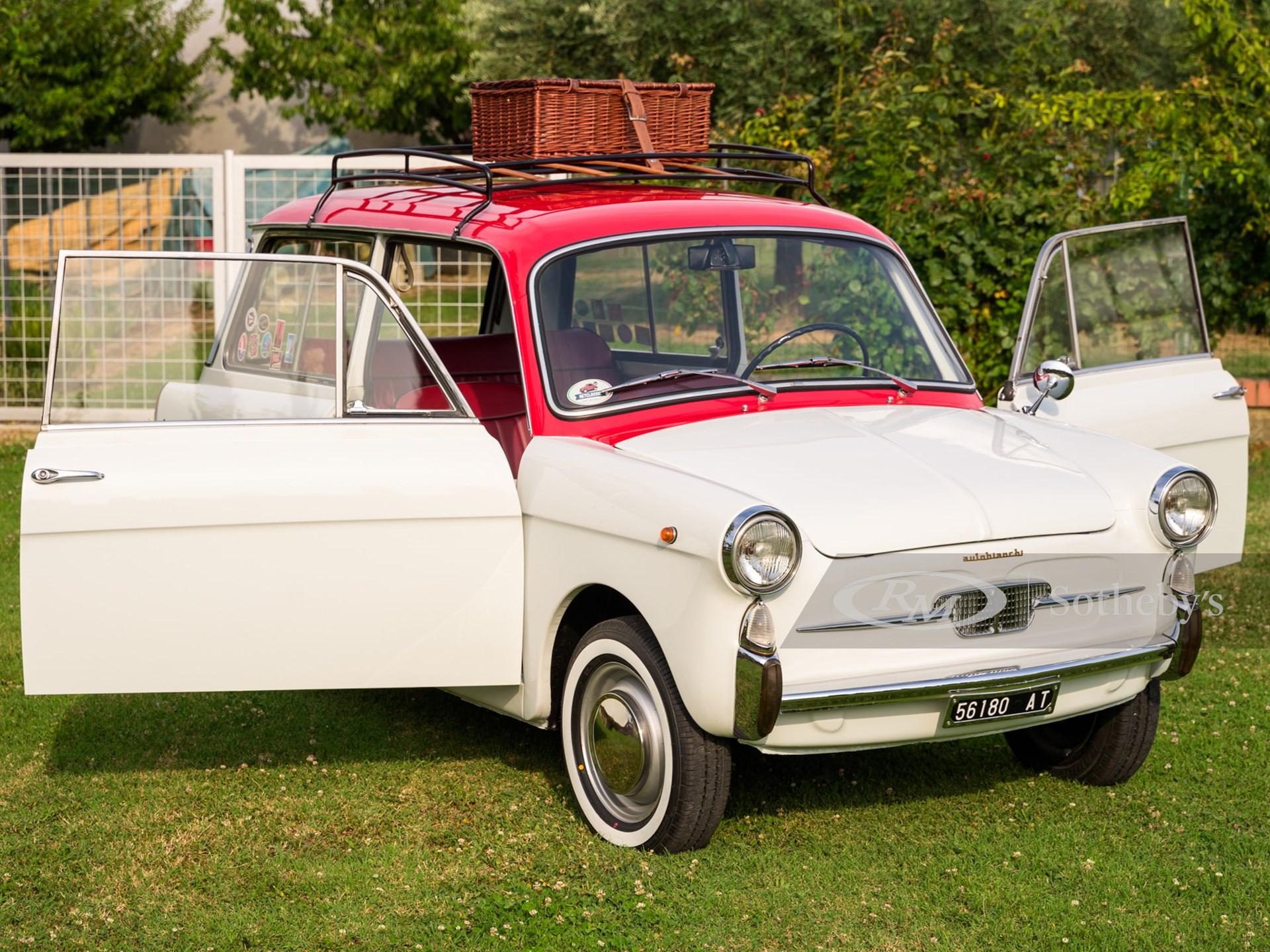 1966 Autobianchi Bianchina Panoramica  -