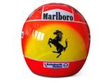 Michael Schumacher Ferrari Helmet, 2001 - $