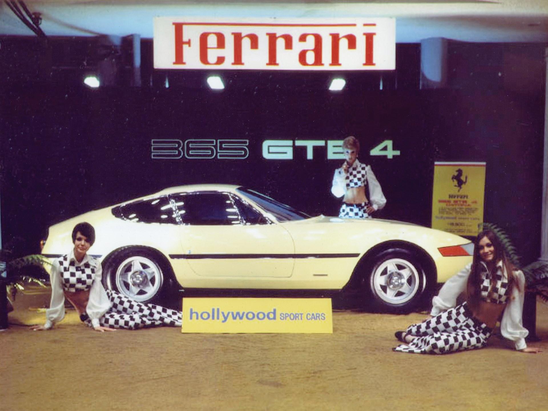1969 Los Angeles Auto Expo.