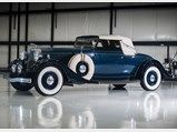 1933 Lincoln Model KB Convertible Roadster by LeBaron - $