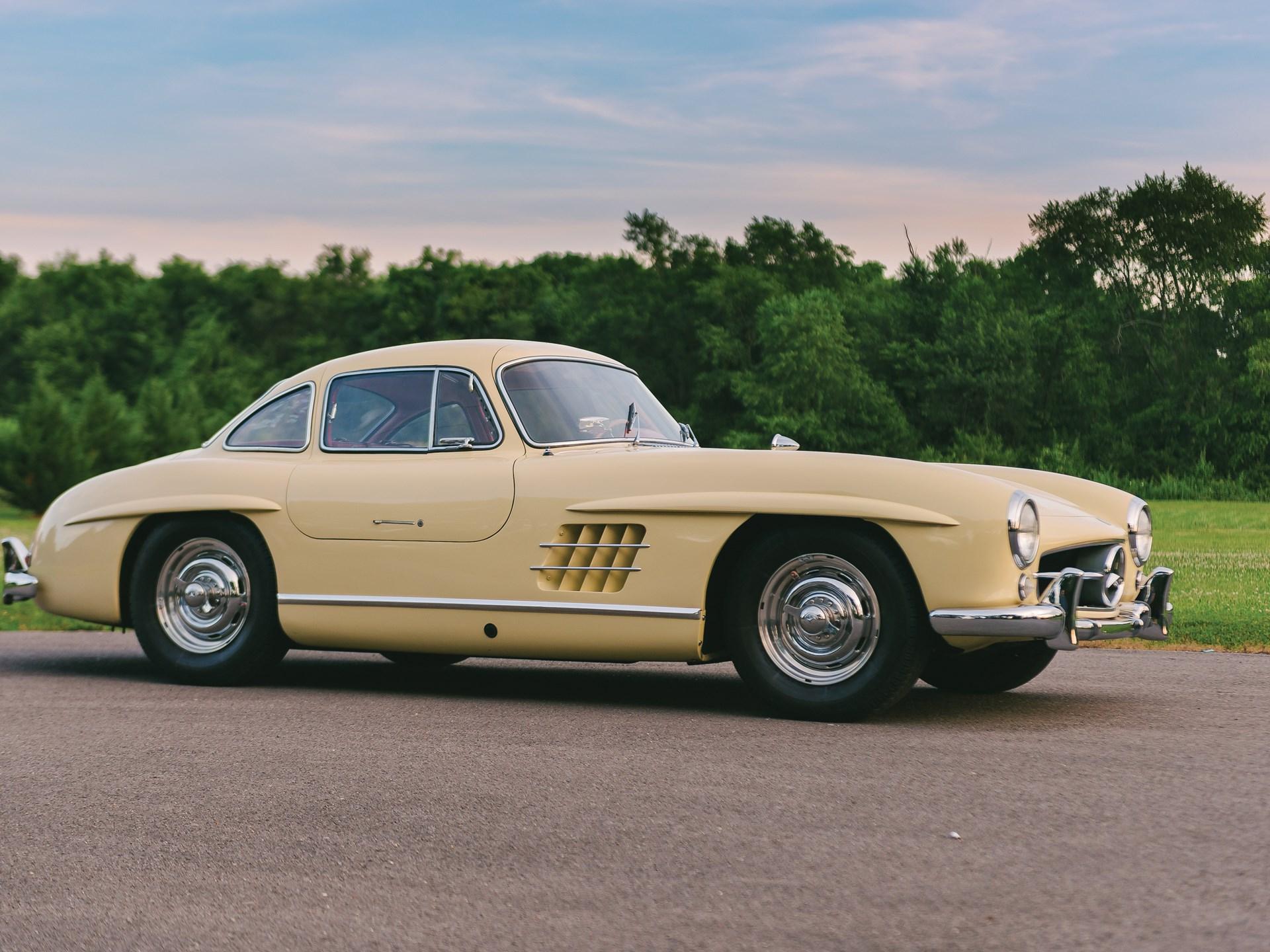 RM Sotheby's - 1955 Mercedes-Benz 300 SL Gullwing ...