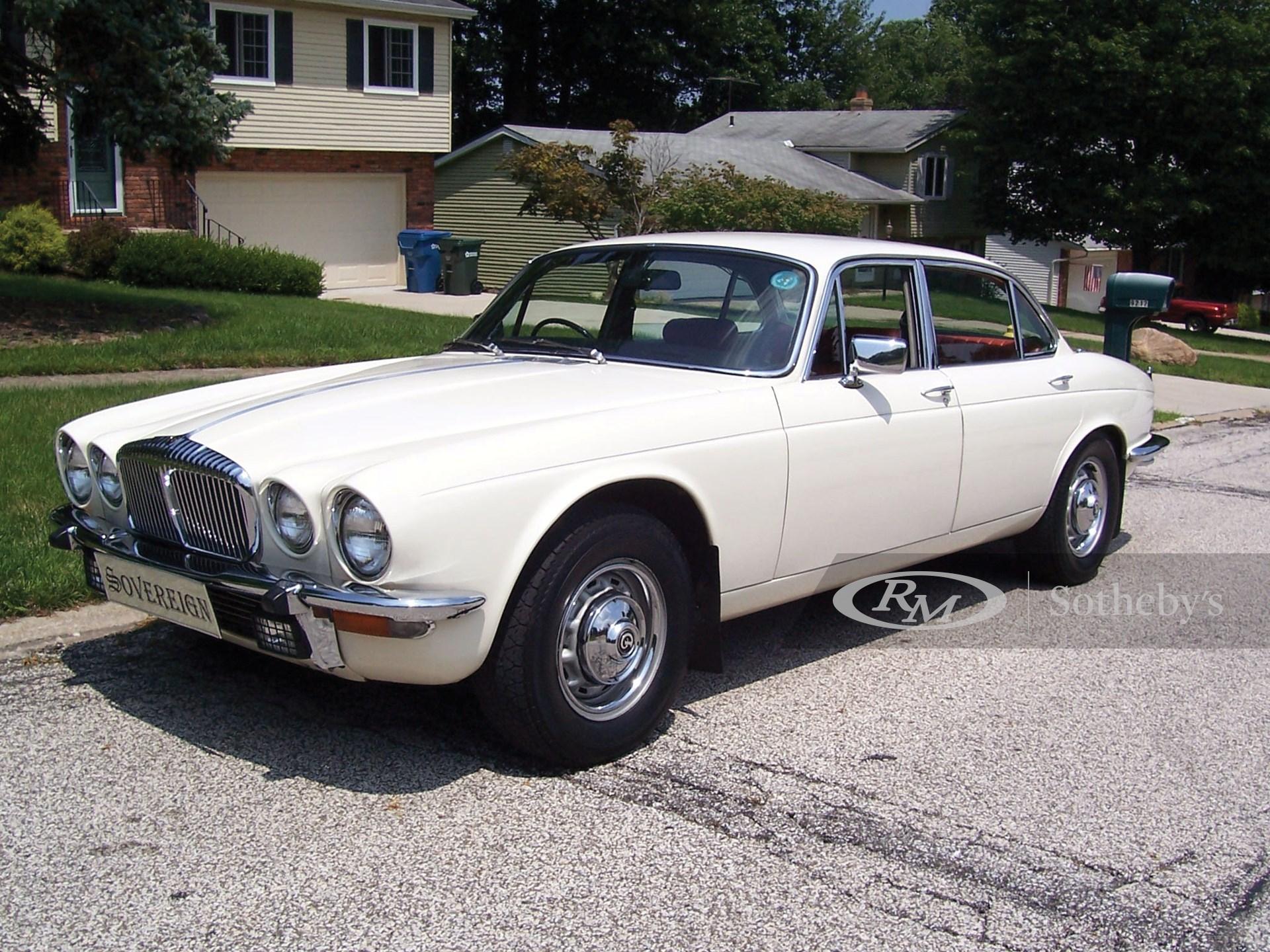 1975 Daimler Sovereign 4.2