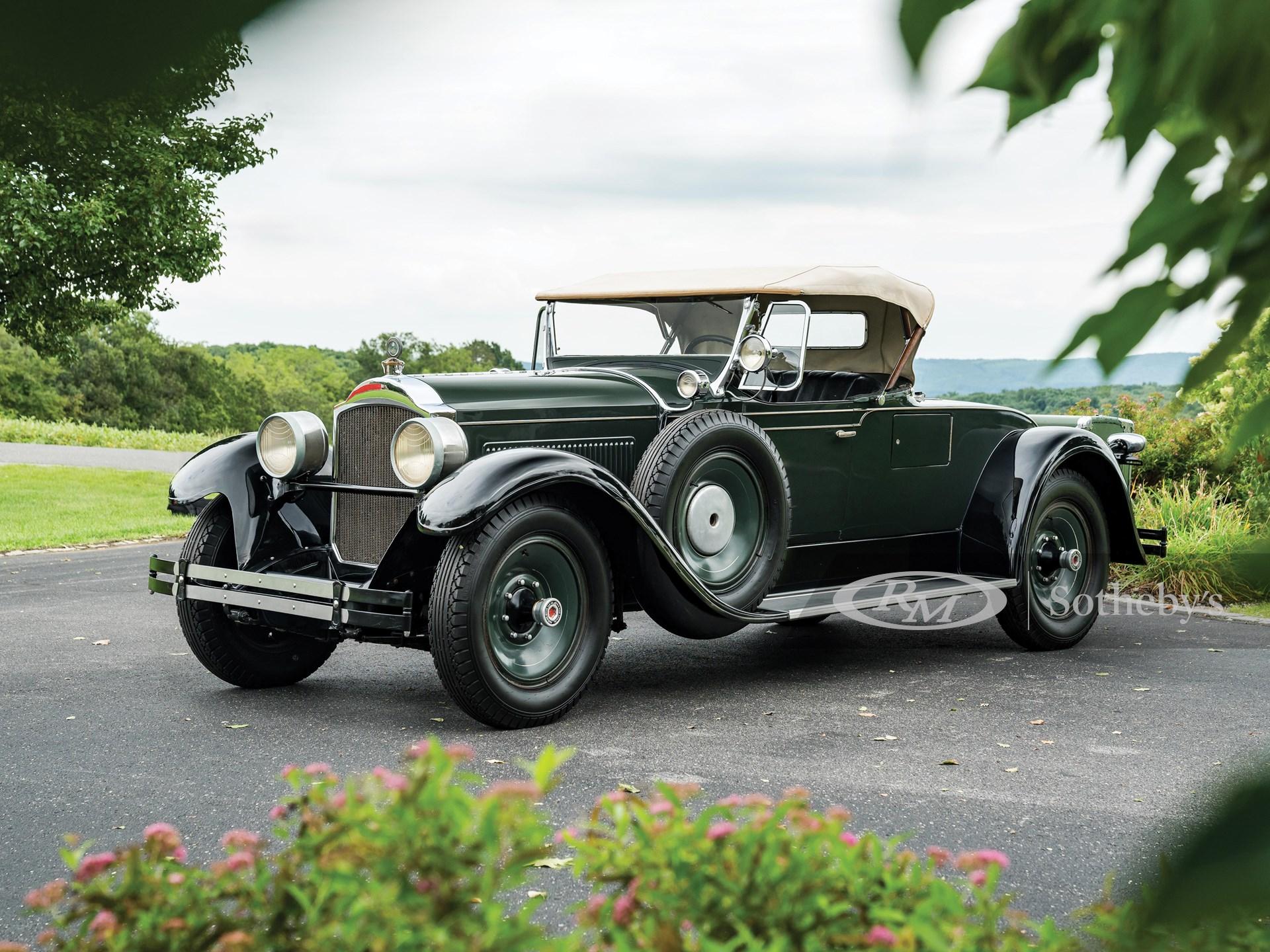 1928 Packard Six Roadster
