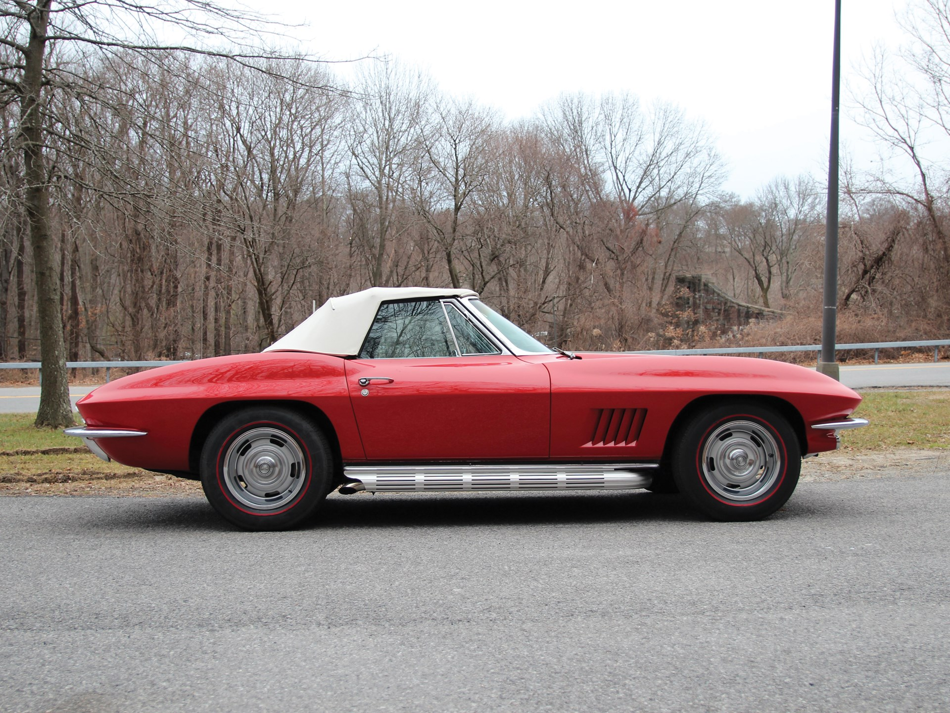 1967 Chevrolet Corvette Sting Ray 427/390 Convertible