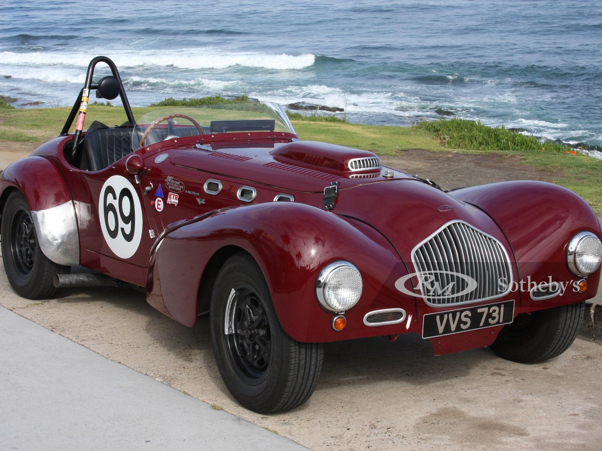 1952 Allard K2 'Factory Special' Roadster