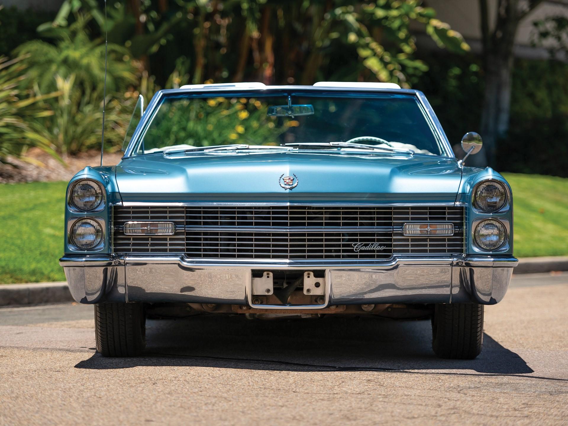 RM Sotheby's - 1966 Cadillac Eldorado Convertible | Auburn