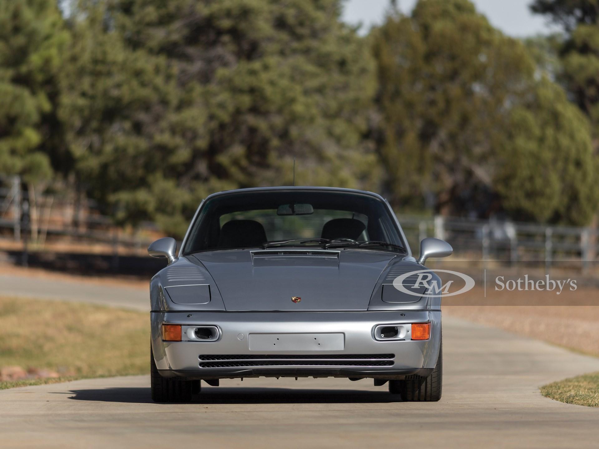 1994 Porsche 911 Turbo S X83 'Flachbau'  -