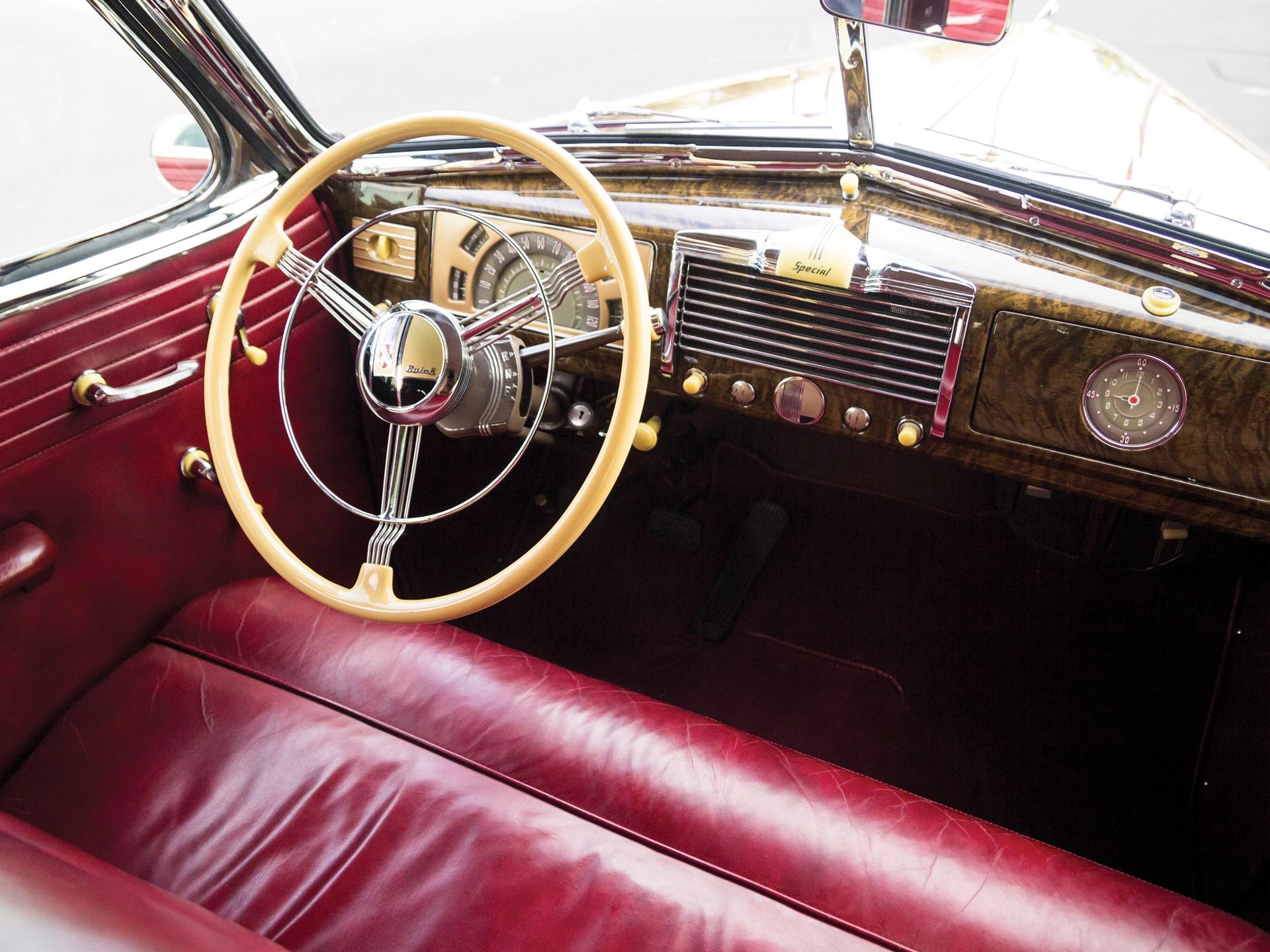 1938 Buick Special Phaeton