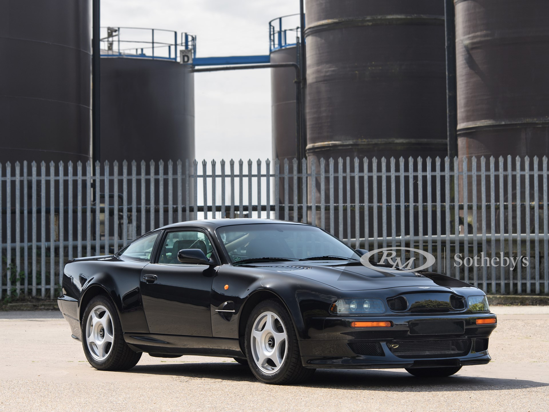 2000 Aston Martin Vantage Le Mans V600 Coupe Villa Erba 2019 Rm Sotheby S