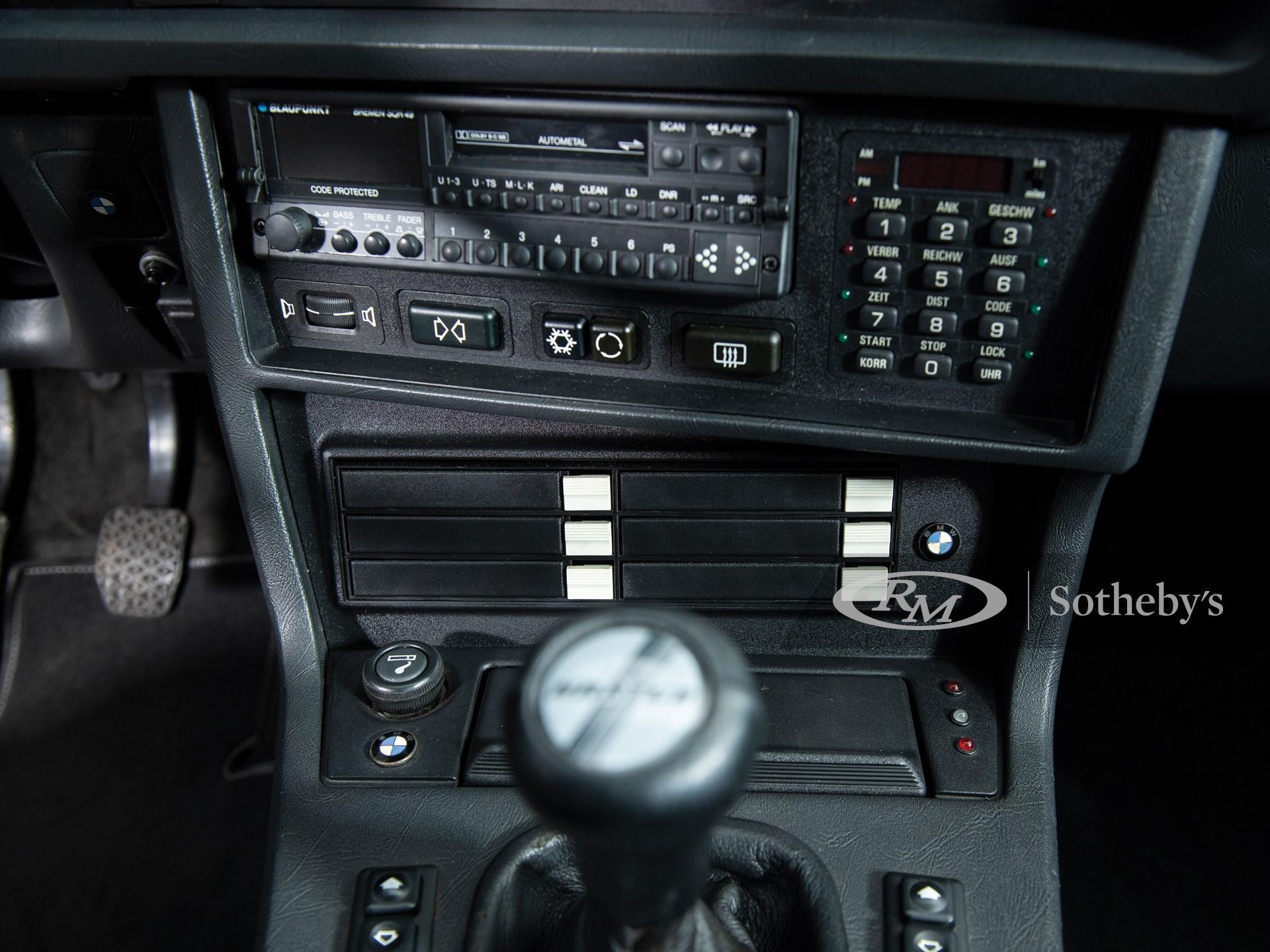 "1983 BMW 635CSi ""Hartge H6SP""  -"