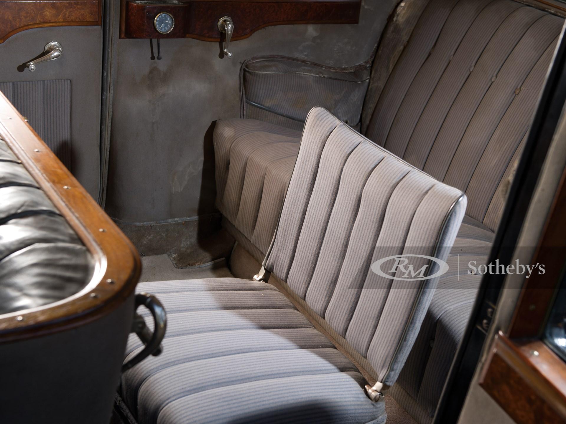 1928 Packard Custom Eight Seven-Passenger Sedan  -
