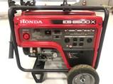 Honda EB 6500 X Gasoline-Powered Generator - $