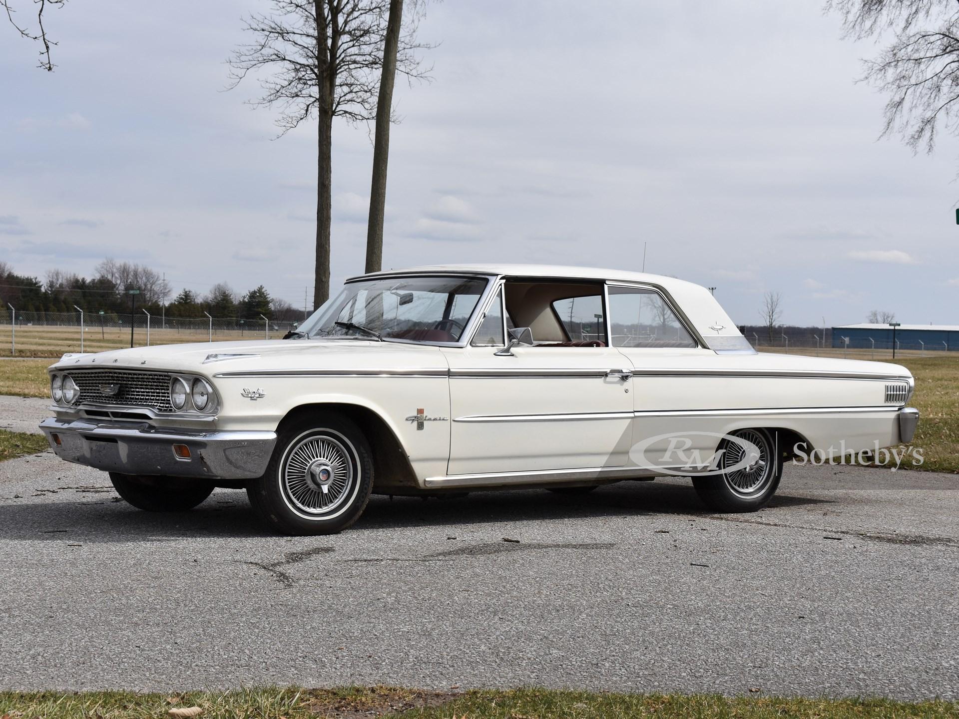 1963 Ford Galaxie 500 XL Club Victoria
