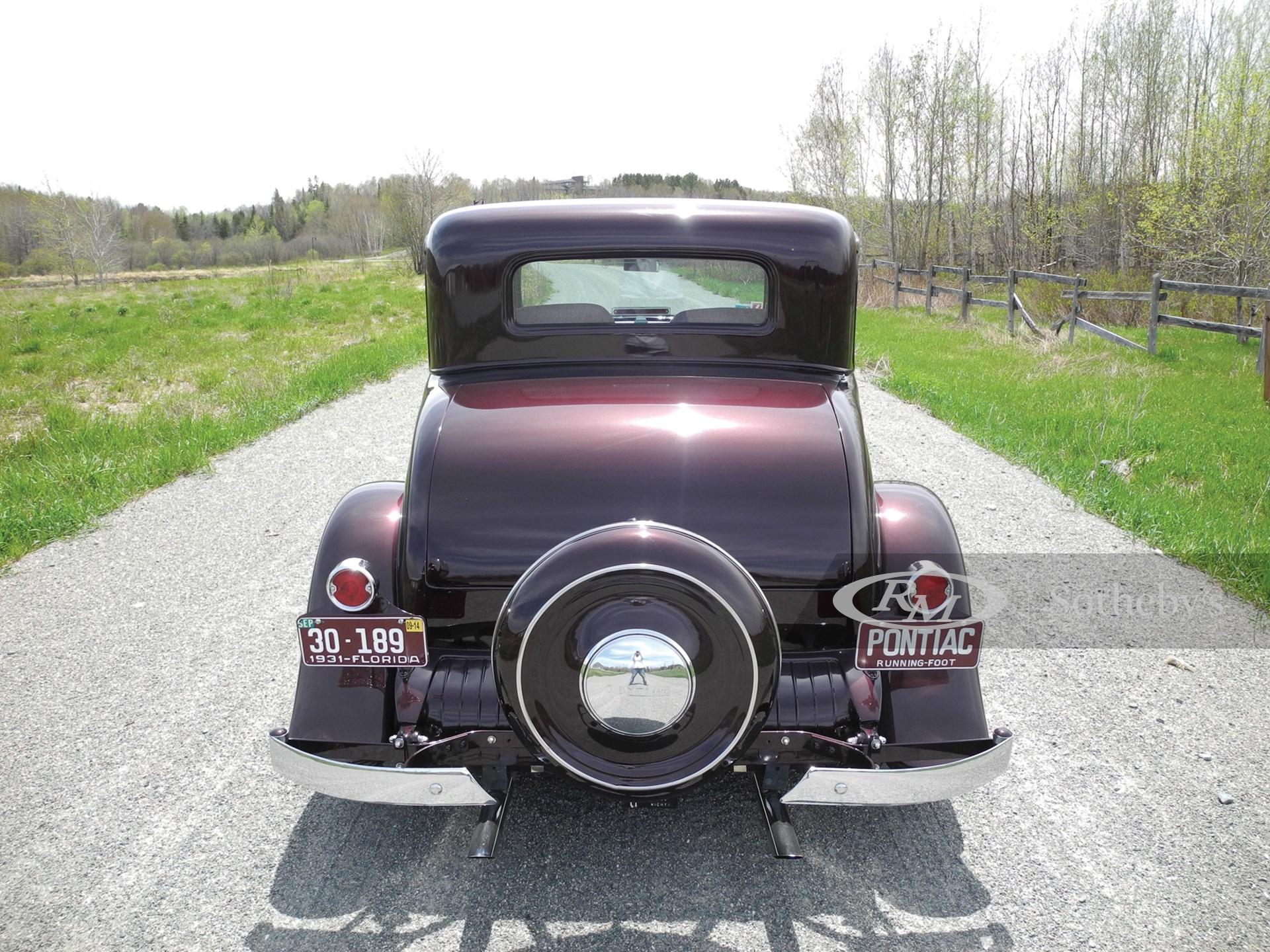 1931 Pontiac Coupe Custom  -